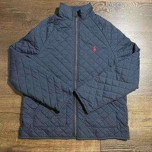 Polo Ralph Lauren Quilted Jacket Full Zip